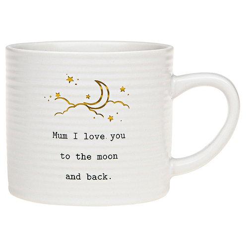 Thoughtful Words Mug - Mum