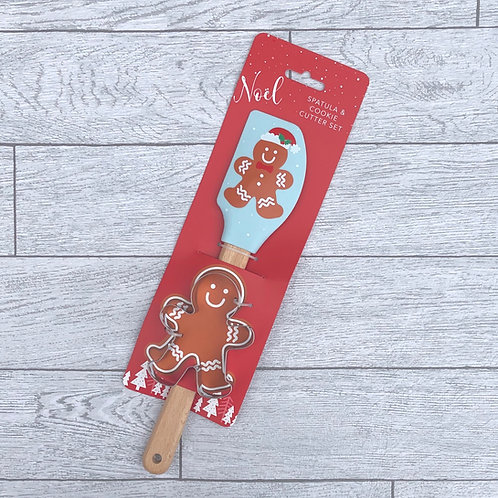 Christmas Sparular and Gingerbread Man Cookie Cutter Set