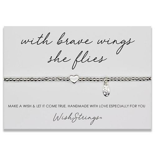 A Little Wish BRAVE WINGS Bracelet