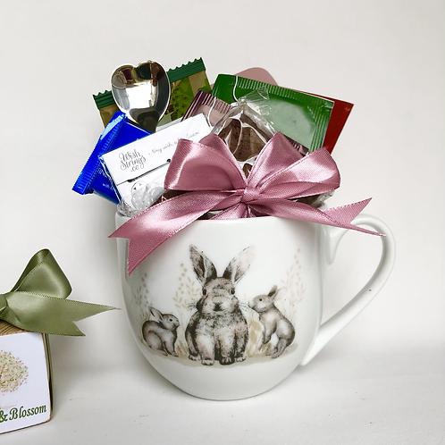 Bear Hug in a Mug Gift Set - Bunny