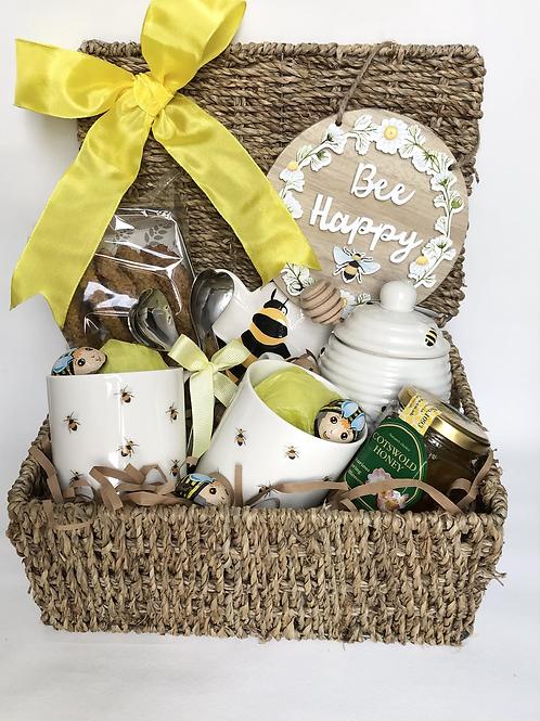 Bespoke Honey Bee Gift Hamper