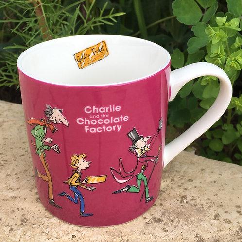 Roald Dahl Charlie and the Chocolate Factory Mug
