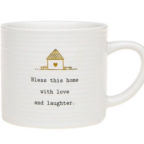 Thoughtful Words Mug - Bless