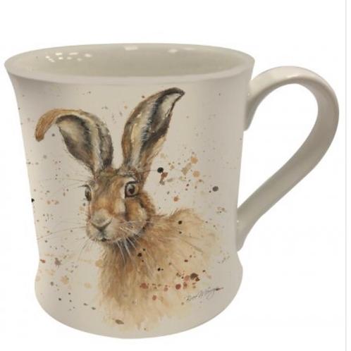 Bree Merryn Hare China Mug