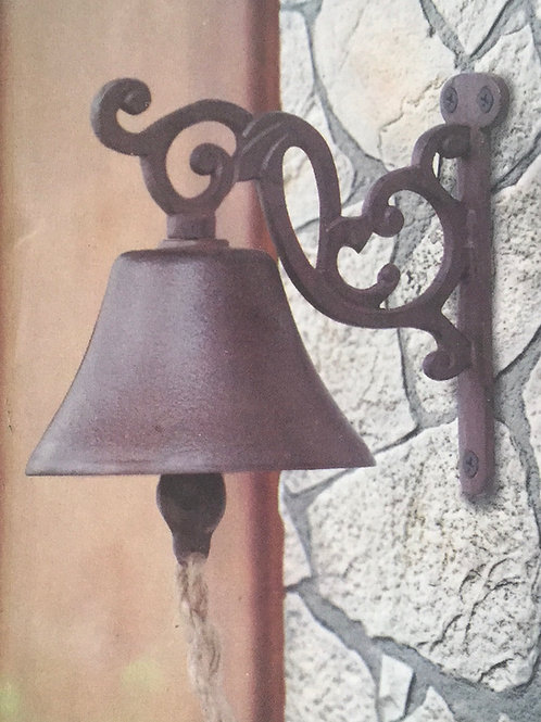 Decorative Cast Iron Doorbell