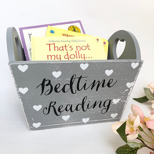 Bedtime Reading Crate