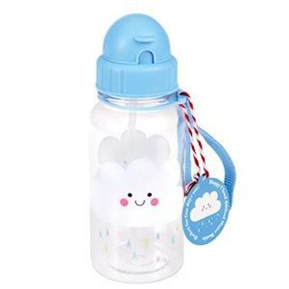 Happy Cloud Water Bottle