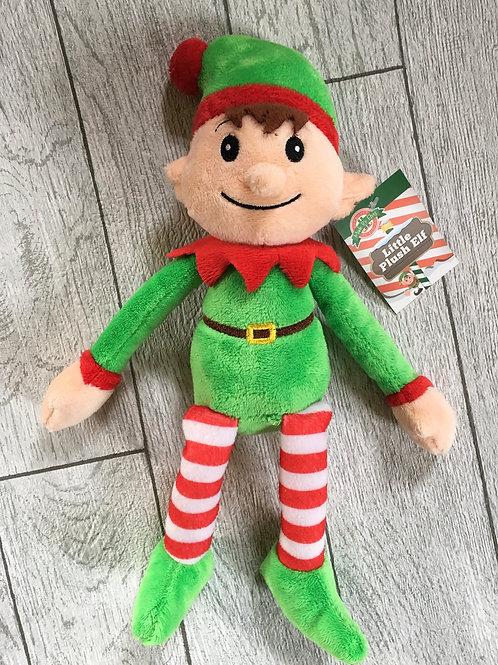 Plush Elf