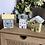 Thumbnail: Set of 3 Mini Bee Houses