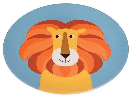 Lion Melamine Plate