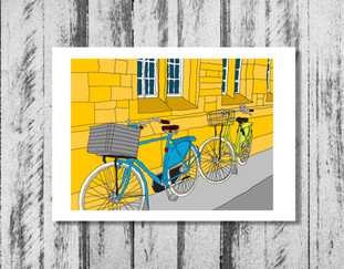 Bicycles, Oxford