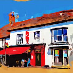 Cafe Rouge, Henley on Thames