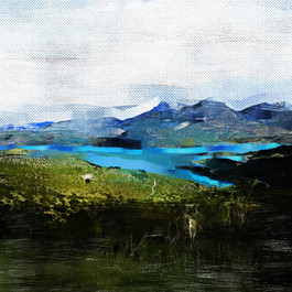 Landscape, Andalucia
