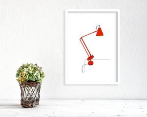 Rad Lamp