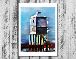 The Lighthouse at Burnham on Sea