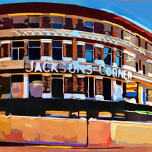 Jackson's Corner, Reading