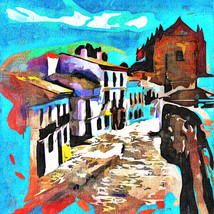 Village, Andalucia