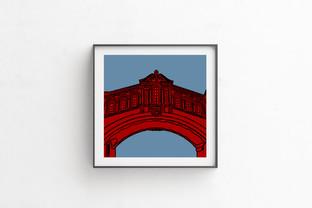 The Bridge of Sighs, Oxford