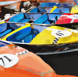 Pearly Boats, Henley on Thames
