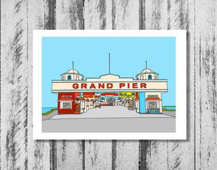 The Grand Pier, Weston Super Mare