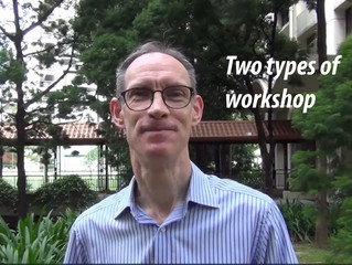 Scaling Up : Two types of Workshop...