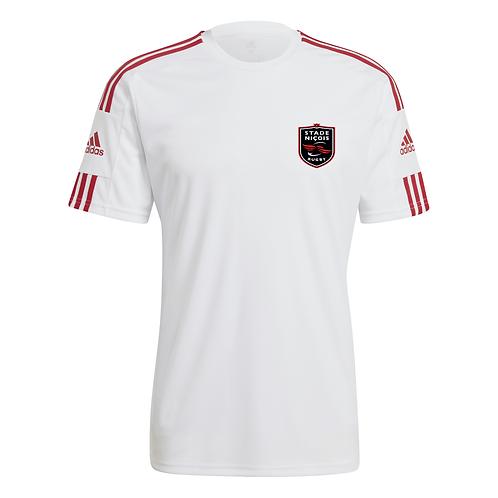 btob Stade Niçois Squadra 21 Jersey White/Red