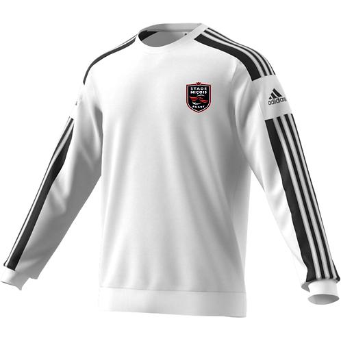 btob Stade Niçois Sweat top Squadra 21 blanc