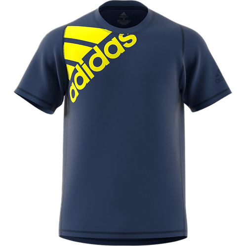 ADIDAS T SHIRT HOMME FREE LIFT  BADGE OF SPORT
