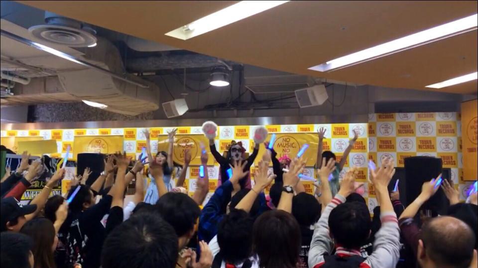 タワーレコード新宿イベント