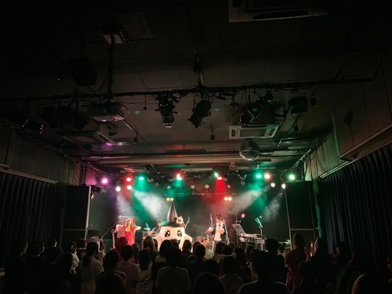 2018年ハロウィン・西川口Hearts