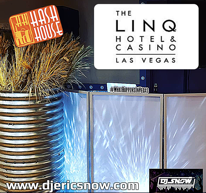 Playing at The Linq, Las Vegas