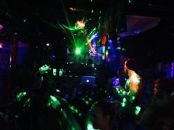 DJing an EDM Glow Rave