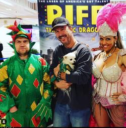 Piff & Mr Piffles