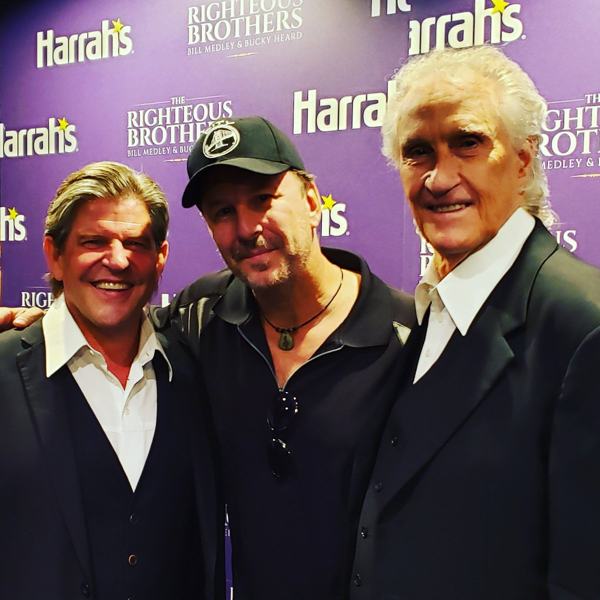 With The Righteous Brothers