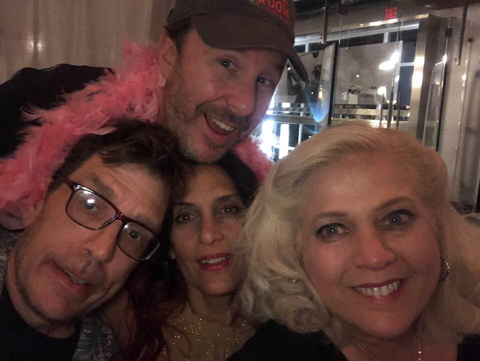 With Comics Penny Wiggins & Geechy Guy