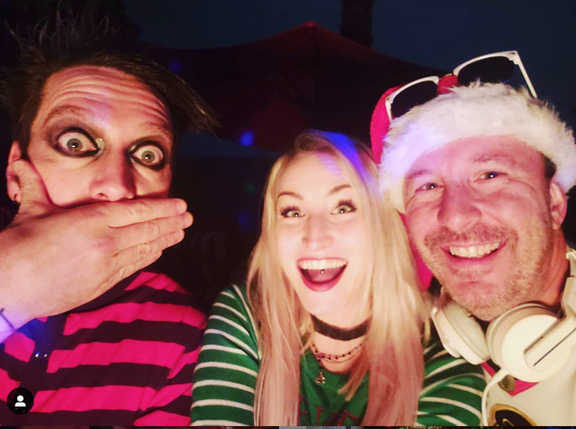 Christmas Fun with Tapeface