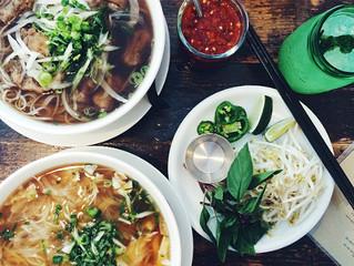LA best 배트남 쌀국수
