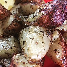 Side of Herb Roasted Potatoes