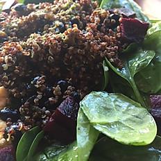 Quinoa & Black Bean Salad - Small Pan