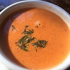 Creamy Dreamy Tomato Soup - Cup