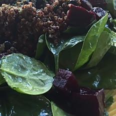 Quinoa & Black Bean Salad - Large Pan