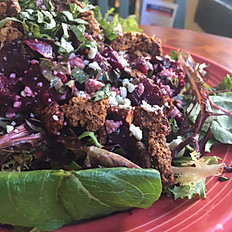Beet's the Alternative Salad