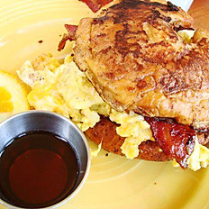 OOH LA LA ! Egg Sandwich