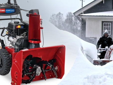 Toro Snow Blower recalled for dangerous defect