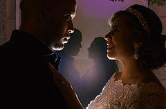 fotografia de casamento la e felipe