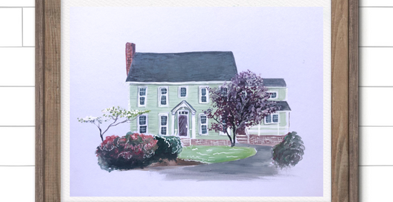 Commissioned Artist Wilmington NC