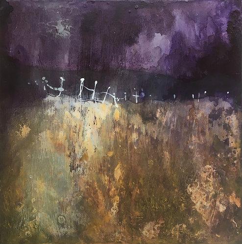 winter landscape, heathland, forest, downland, sussex landscape,