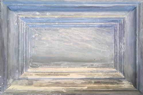 'Light rain edging away' framescape