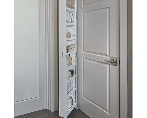 Behind-the-door Cabinet