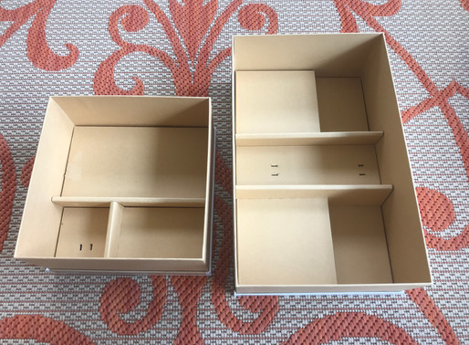DIY Sewing Boxes